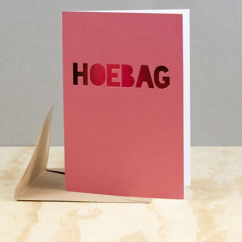 Card - Ohh deer - Hoebag