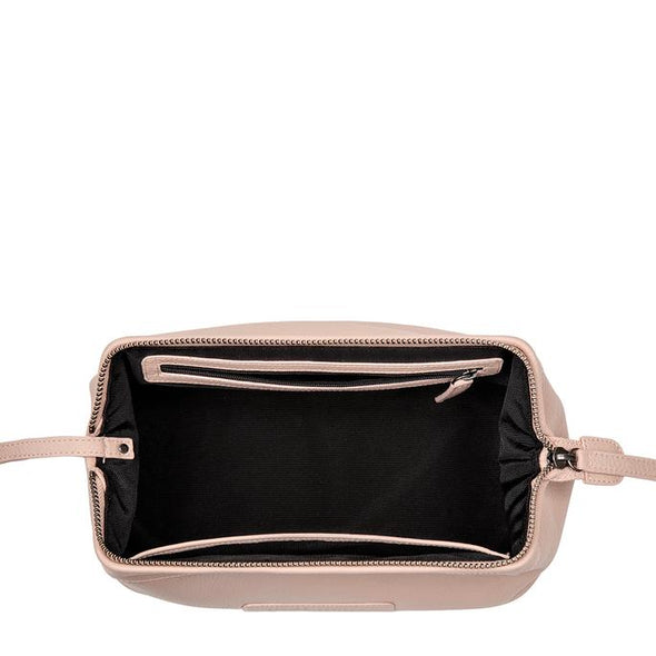 Status Anxiety Liability Toiletries Bag - Dusty Pink