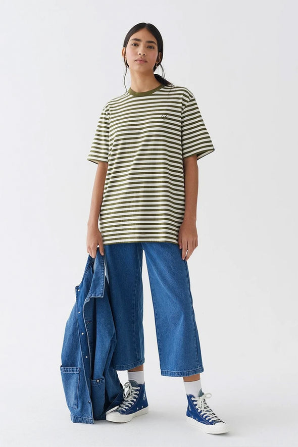Lazy Oaf Work Pants - Blue Denim