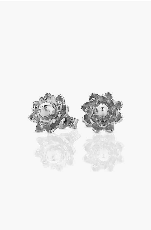 Meadowlark Protea Stud Earrings
