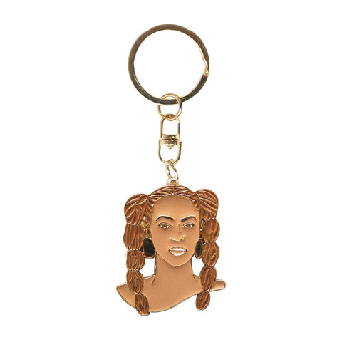 Famous Flames Keyring - Queen B