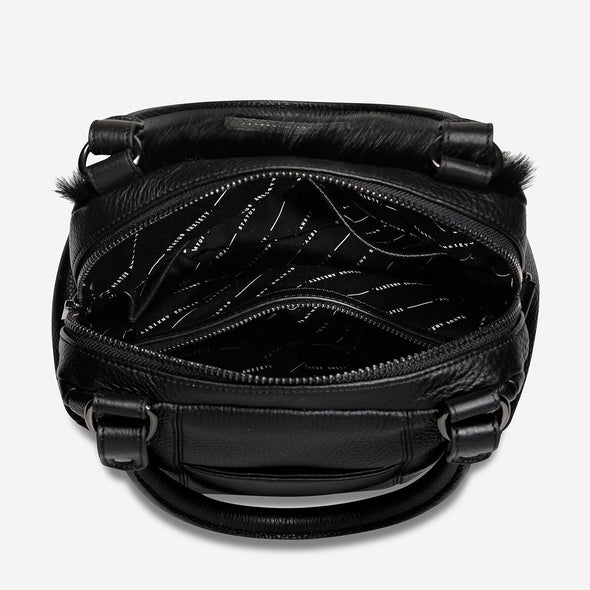 Status Anxiety Last Mountains Bag - Black Fur