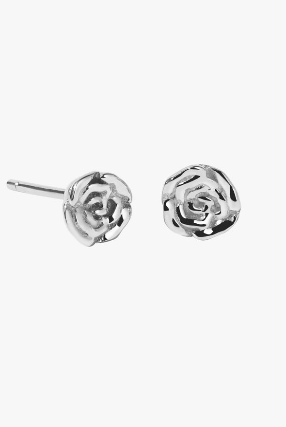 Meadowlark stud earrings - Rose