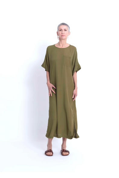 Elk Airi Dress - Olive