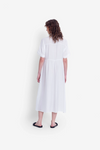 Elk Aissa Shirt Dress - White