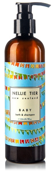 Nellie Tier Baby - Bath and Shampoo