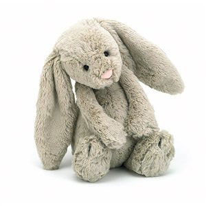 Bashful bunny - medium beige