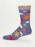 Blue Q Socks - Men's Carpe the Fuck out of this Diem