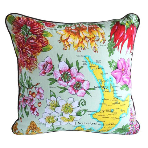 Dishy Floral cushion