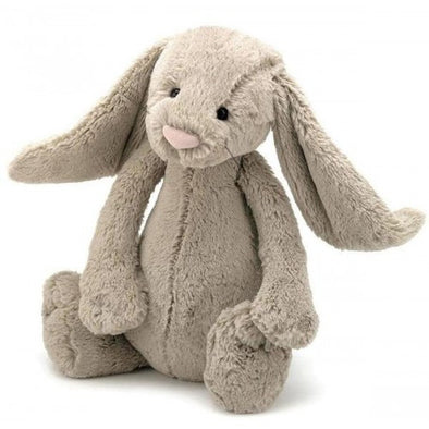 Bashful bunny - small beige
