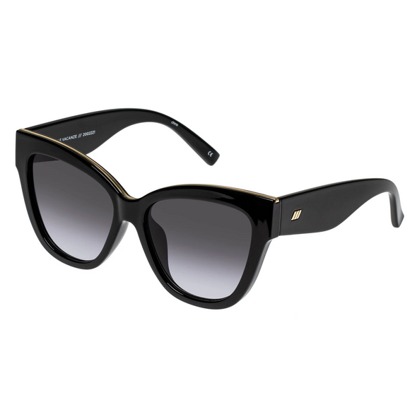 Le Specs sunglasses - Le Vacanze - Black/Gold