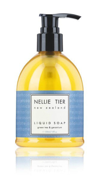 Nellie Tier soap- ylang ylang and bergamot