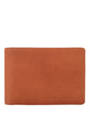Status Anxiety Men's Jonah wallet in camel