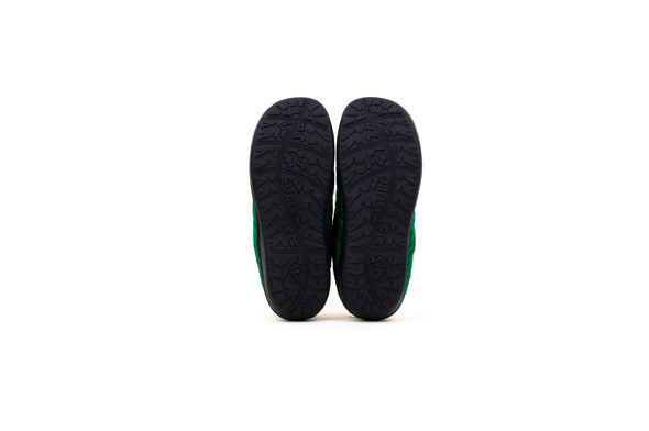 Subu Winter Sandals - Artificial Green