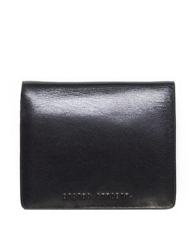 Status Anxiety Men's Nathaniel wallet in black