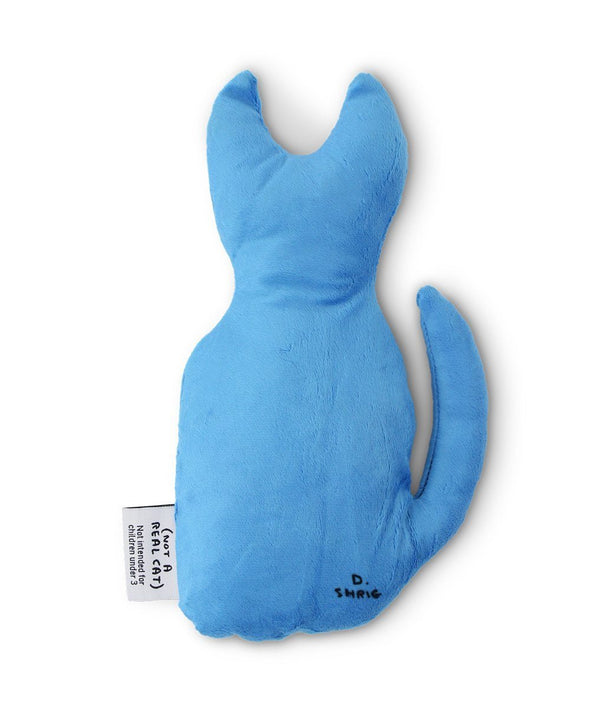 David Shrigley Ornament Cat Toy