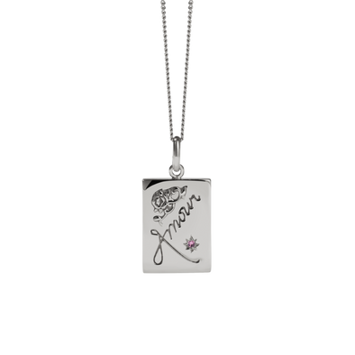 Meadowlark Amour Necklace