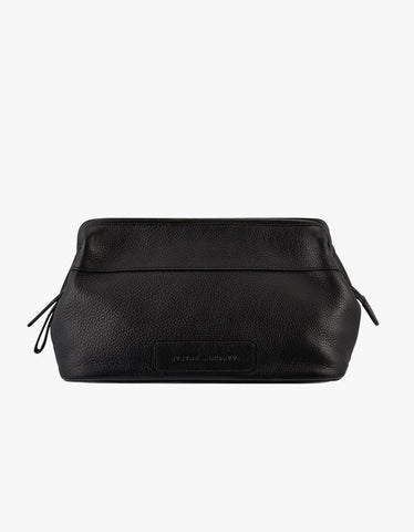 Status Anxiety Liability Toiletries Bag - Black