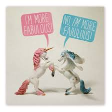 Card - Noi Fabulous Unicorn