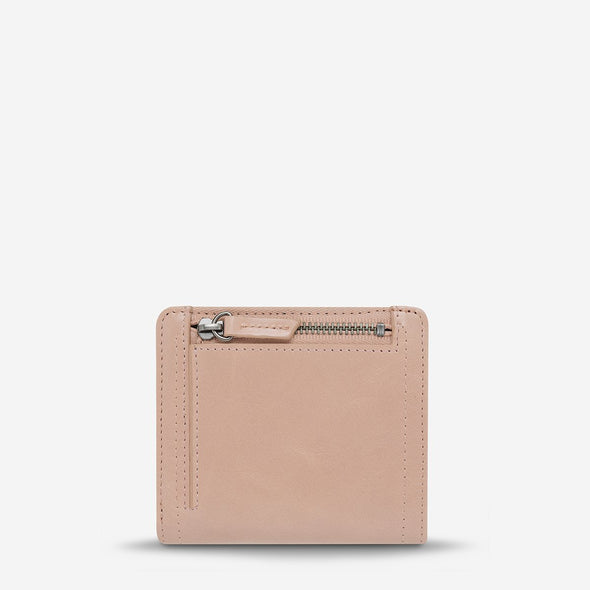 Status Anxiety Wallet - In Another Life - Dusty Pink