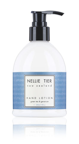 Nellie Tier hand lotion - may chang and mandarin