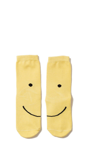 Hansel from Basel socks - smiley crew 2 pack