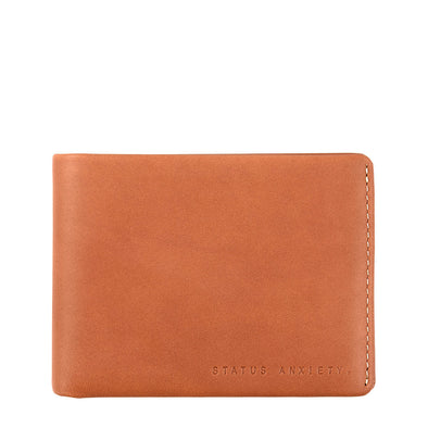 Status Anxiety Hosea wallet camel