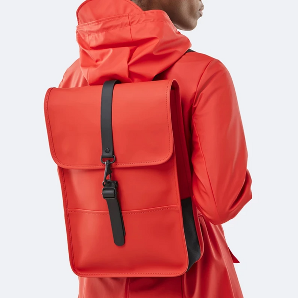 Rains Backpack - Red