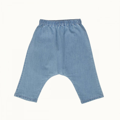 Nature Baby Dreamer Pants - Sky