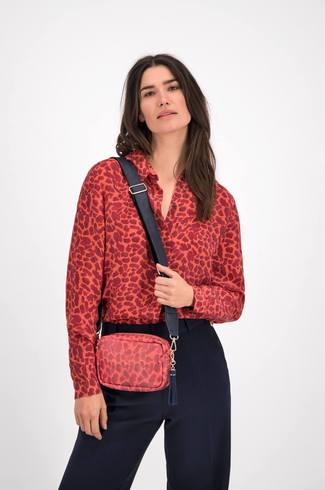 Pom Hidden Gems Blouse - Red