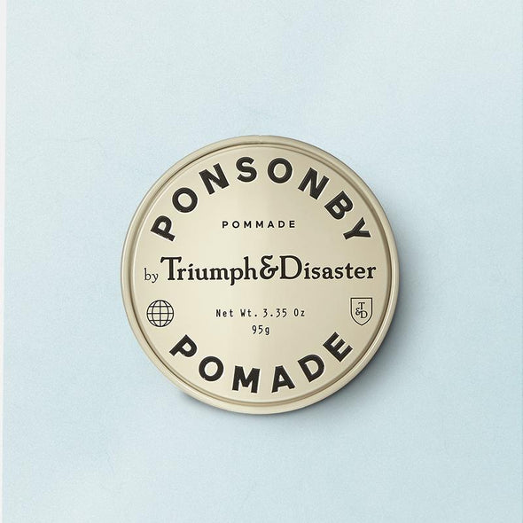 Triumph and Disaster Ponsonby Pomade