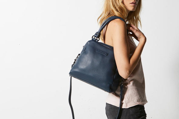 Status Anxiety Last Mountains Bag - Navy