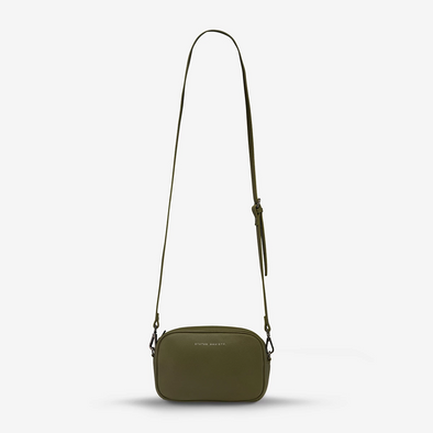Status Anxiety Plunder Bag - Khaki