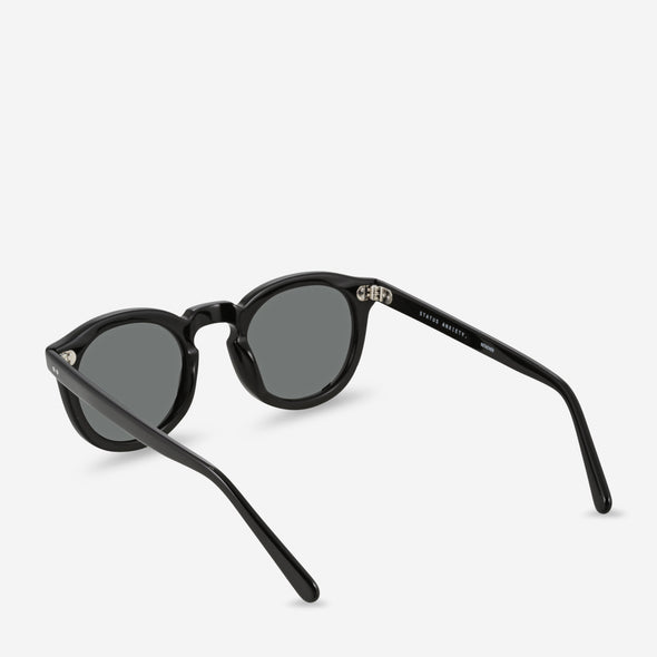 Status Anxiety Sunglasses Detached - Black