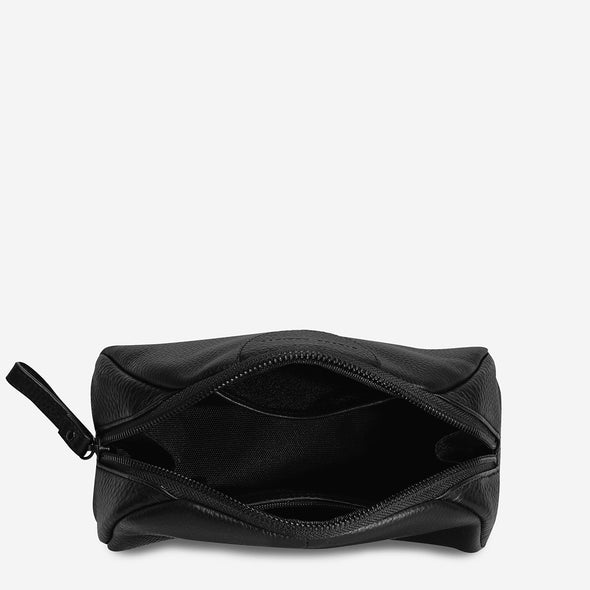 Status Anxiety Adrift Cosmetics Bag - Black