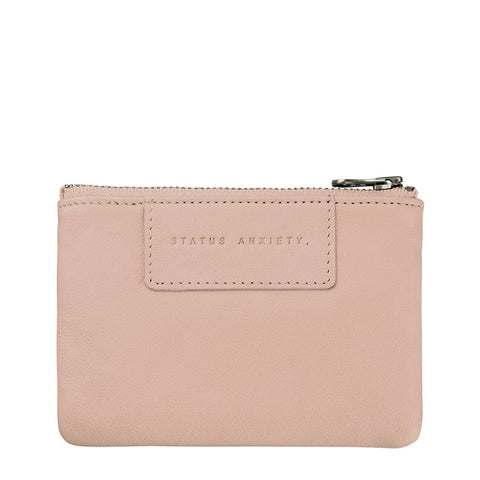 Status Anxiety Anarchy Purse - Dusty Pink