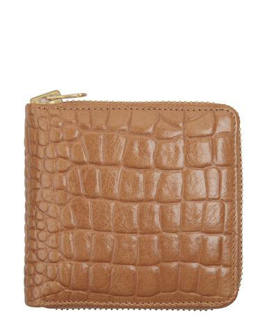 Status Anxiety Wallet Empire - Tan Croc