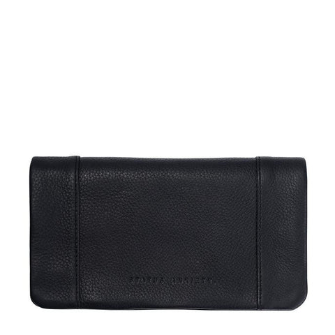Status Anxiety Some Type of Love Wallet in Black