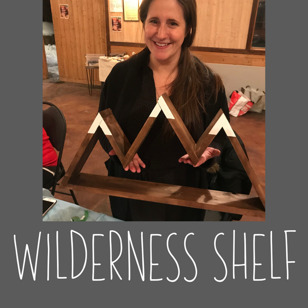 Wilderness Shelf Kit  (Triple Peaks  & Single Peaks)