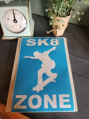Wood Sign Kit