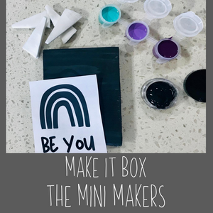 Make It Box- The Mini MAKERS ( kids edition)