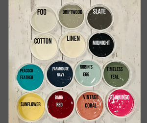 DIY Resin Paint Kits -Resin Paint Line- ReThunk Junk by Laura