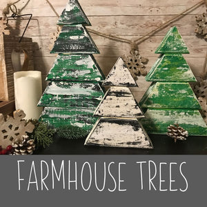 Farmhouse Trees