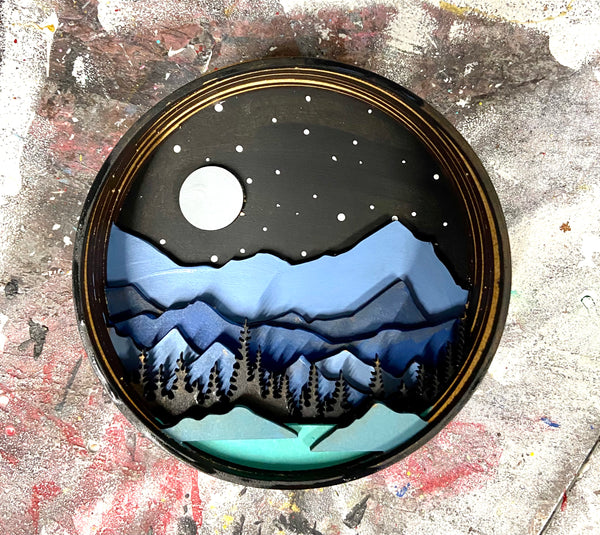 Shadow Box- Rocky Mountains Kit