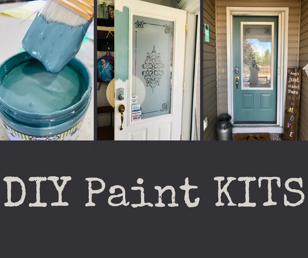 DIY Furniture Paint Kits - ReThunk Junk Paint by Laura