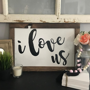 Farmhouse Sign Kit