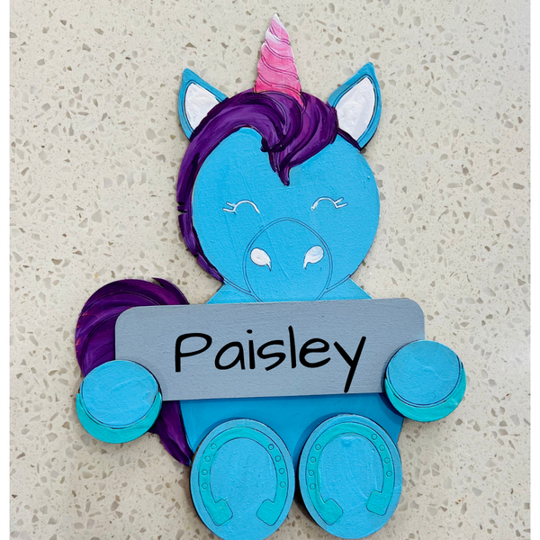 Cute Critter Sign - Mini Makers-Party Packs