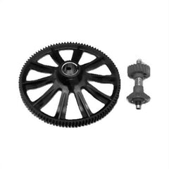 102T M1 Helical Autorotation Tail Drive Gear Set H70G012XX-Mad 4 Heli