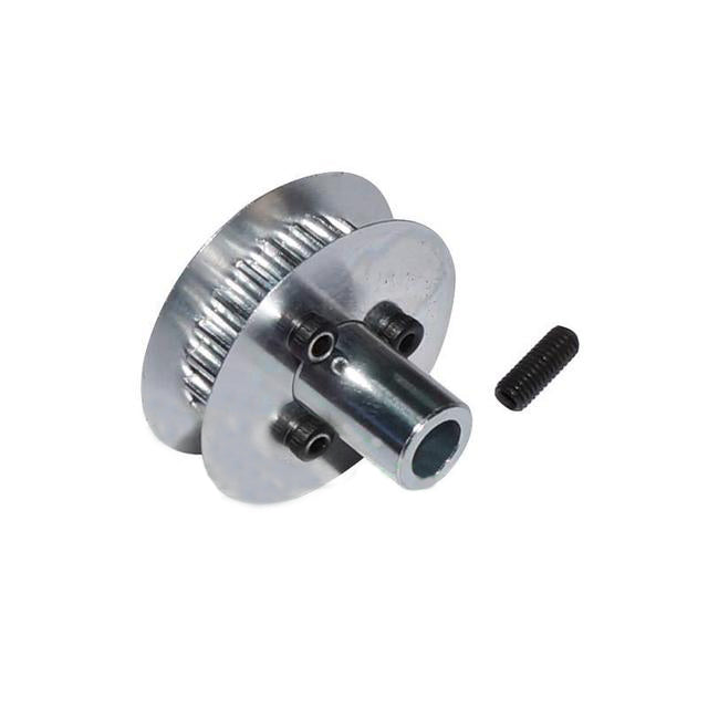 Goblin 500 Aluminum Tail Pulley Z21 H0230-S-Mad 4 Heli