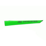 H0588-S - CARBON FIBER TAIL BOOM GREEN - GOBLIN 380-Mad 4 Heli